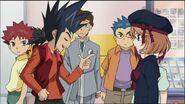 Whirlwind! Kamui, the Grade-School Fighter! (4)