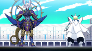 Demon Stealth Dragon, Shiranui Oboro (Anime-NX-NC-6)