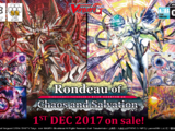 G Clan Booster 6: Rondeau of Chaos & Salvation