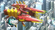 Chronotiger Rebellion (Anime-SG-NC)