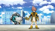 Knight of Early Dawn, Coel (Anime-NX-NC)