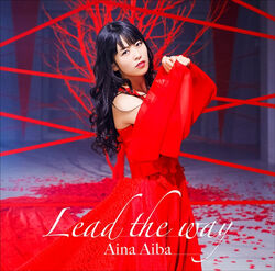 Aina Aiba 2nd Single Lead the way Special Edition