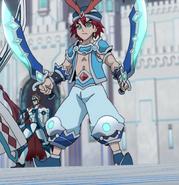 Knight of Reform, Pir (Anime-GC-NC)
