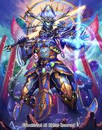 Evil-eye Hades Emperor, Shiranui Mukuro (Full Art)