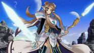 Leading Jewel Knight, Salome (Anime-LJ-NC-4)