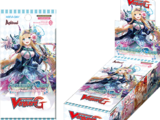 List of Cardfight!! Vanguard Clan Booster Sets