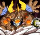 Light Horn Mutant, Dangerous Horn