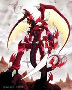 Dragonic Overlord (Full Art)