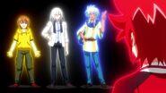 Taiyou, Kouji, and Jamie