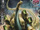 Herbivorous Dragon, Brutosaurus (V Series)