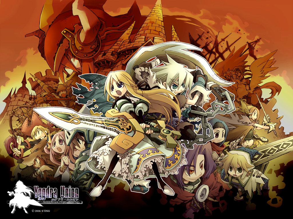 User blog:Hikari 93/Yggdra Union Enters Vanguard!!   Cardfight
