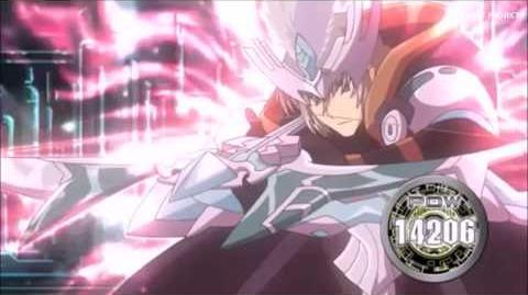 (Legion Mate) Cardfight!! Vanguard Ultimate Raizer, Mega Flare & Dual Flare 'Legion' - HD-0