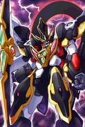 Dark Dimensional Robo, Яeverse Daiyusha (Full Art)
