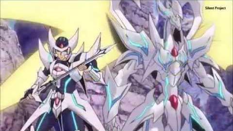 (Legion Mate) Cardfight!! Vanguard Seeker, Sing Saver Dragon & Blaster Blade Seeker 'Legion' - HD-2