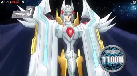 (Cardfight!! Vanguard) Liberator Black Sanctuary Alfred - HD-0