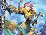 Hard-working Knight, Arienohl
