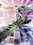 Storm Rider, Diamantes (Full Art)