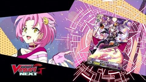 TURN 21 Cardfight!! Vanguard G NEXT Official Animation - Fascinating Magia