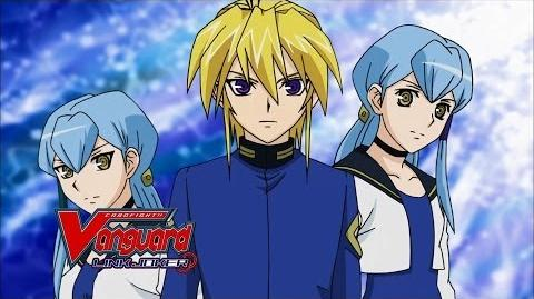 Episode 137 Cardfight!! Vanguard Official Animation