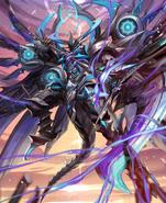 Dark Dragon, Spectral Blaster Diablo (Full Art)