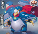 Army Penguin (V Series)