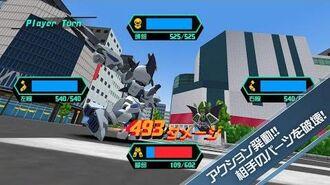 『メダロットS』ロボットを組み上げて戦うチームバトル・近未来RPG - 面白いゲーム紹介 iOS Android
