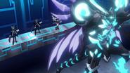 Dark Dragon, Spectral Blaster Diablo (Anime-GC-NC-2)