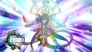 "Evil-eye Hades Emperor, Shiranui ""Mukuro"" (Anime-NX-NC-10)"