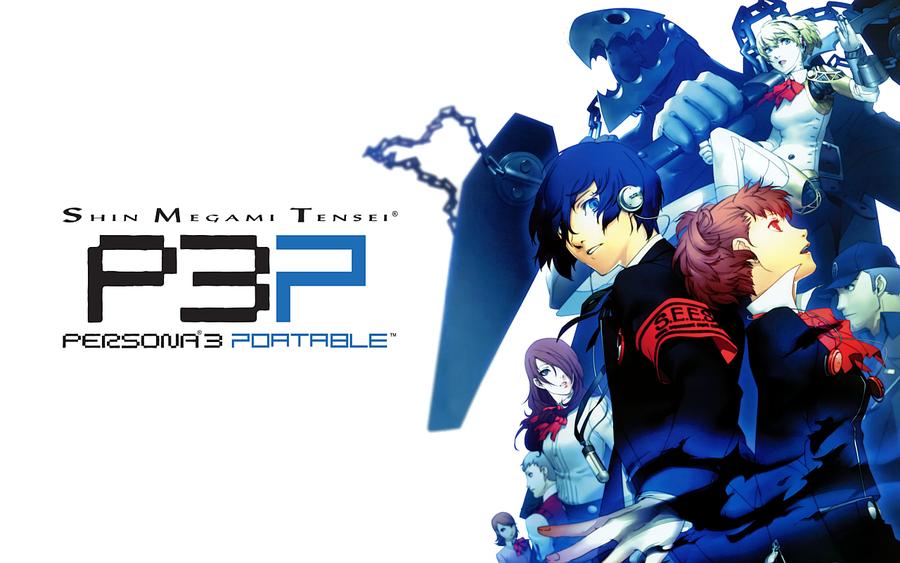 Persona 3 P3p Wallpaper Iii By Flashfumoffu D33qq23