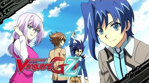 TURN 10 Cardfight!! Vanguard G Z Official Animation - The Man's Finishing Hold