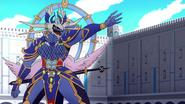 "Evil-eye Hades Emperor, Shiranui ""Mukuro"" (Anime-NX-NC-3)"