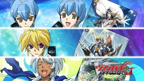 Sub Episode 02 Cardfight!! Vanguard G GIRS Crisis Official Animation