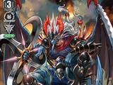 Covert Demonic Dragon, Magatsu Storm (V Series)