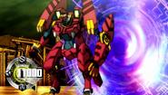 Chronofang Tiger G (Anime-NX-NC-5)