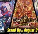 V Extra Booster 01: The Destructive Roar