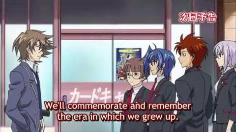 Cardfight Vanguard Episode 196 English Subbed Preview (Season 5)