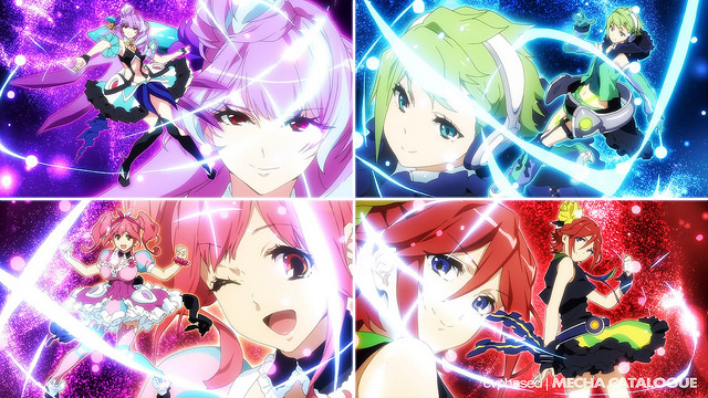 FileMacross Delta Four Of The Five Main Female Cast