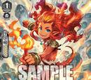 Flame of Hope, Aermo (V Series)