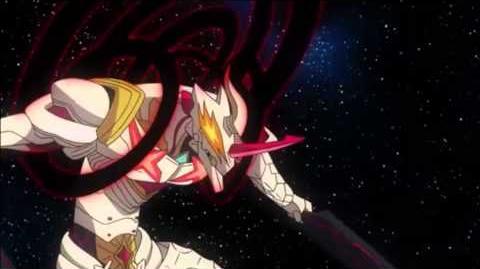 (Legion Mate) Cardfight!! Vanguard Star-vader, Garnet Star Dragon - HD