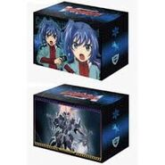 Aichi and Majesty Lord Blaster Deck Box