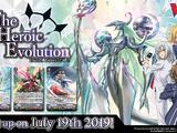 V Extra Booster 07: The Heroic Evolution