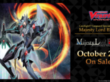 V Special Series 06: Special Deck Set Majesty Lord Blaster