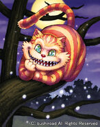 Cheshire Cat of Nightmareland (full art)