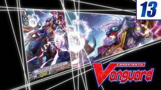 Sub Remind 13 Cardfight!! Vanguard Official Animation - Esu Cup Match