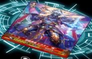 "Evil-eye Hades Emperor, Shiranui ""Mukuro"" (Anime-NX)"
