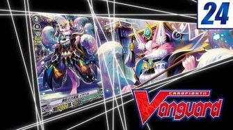 Sub Remind 24 Cardfight!! Vanguard Official Animation - The Real Opponent