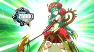 Dream-spinning Ranunculus, Ahsha (Anime-NX-NC)