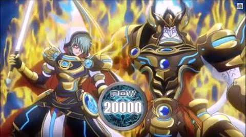 (Legion Mate) Bluish Flame Liberator, Prominence Core & Liberator of Oath, Aglovale 'Legion' - HD