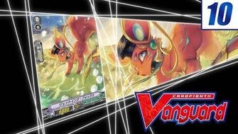 Sub Remind 10 Cardfight!! Vanguard Official Animation - End of Shinemon