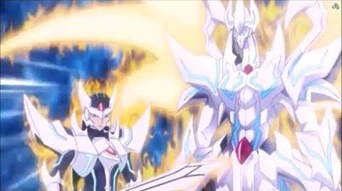 (Legion Mate) Cardfight!! Vanguard Seeker, Sing Saver Dragon & Blaster Blade Seeker - HD